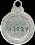 <b>Знак отличия ордена Святой Анны № 8 627</b>