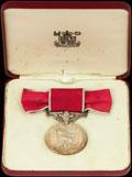 Медаль Ордена Британской империи для награждения женщин - гражданских служащих