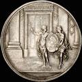 «В память визита Великого князя Павла Петровича в Берлин. 1776»