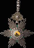 Знак ордена Льва и Солнца