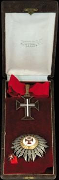 <b><i>Португалия.</i></b> Комплект Гранд-офицера (II степень) Военного ордена Христа: