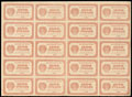 Расчетный знак РСФСР 1000 рублей 1921 г.