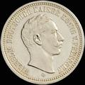«В память путешествия Вильгельма II по Европе. 1888»