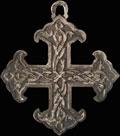 Знак Общества восстановления православного христианства на Кавказе IV степени