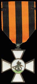 Знак ордена Святого Георгия