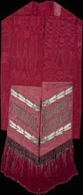 Памятная лента Лейб-гвардии 2-го Стрелкового батальона в честь бракосочетания Великой княжны Марии Павловны