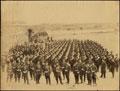 Фото подразделений и оркестра гарнизона Свеаборгской крепости. Крепость Свеаборг