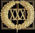 Знак отличия за 30 лет беспорочной службы