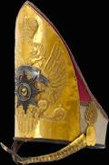 Офицерский головной убор «гренадерка» Лейб-гвардии Павловского полка