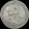 Рубль 1724 г.