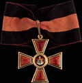 Знак ордена Святого равноапостольного князя Владимира IV степени
