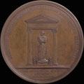 «В память открытия памятника Николаю I в здании Санкт-Петербургской биржи. 1859»