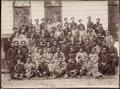 Фотография группы офицеров Лейб-гвардии Павловского полка