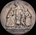 «В память 100-летия императорского Санкт-Петербургского женского патриотического общества. 1912»