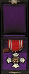 Золотой орден Красного Креста за заслуги