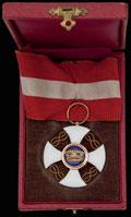 <i>Италия</i>. Знак офицера ордена Короны Италии