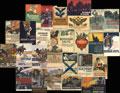Серия почтовых карточек «Военный заем 1916 г.»