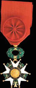Знак офицера ордена Почетного Легиона