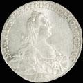 Рубль 1775 г.