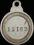 Знак отличия ордена Святой Анны № 12 163