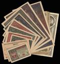Лот из 15 денежных знаков 1917-1922 гг.