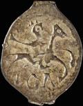 Деньга 1470–1490 гг.