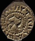Деньга 1461–1485 гг.