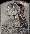 <b>«В память выставки французских и русских художников в Москве. 1895»</b>