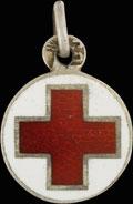 Жетон Общества Красного Креста