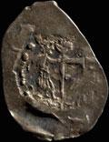 Деньга 1435–1445 гг.