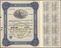 Уссурийская железная дорога. 8% облигация 1000 рублей 1928 г.