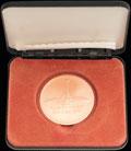 Памятная медаль участника XXI Летних Олимпийских игр в Монреале