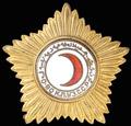 Знак Красного Полумесяца Узбекской ССР