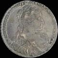 <b>Рубль 1734 г.</b>