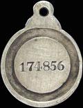 Знак отличия ордена Святой Анны № 174856