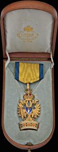 Австро-Венгрия. Знак ордена Железной Короны