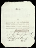 Государственная ассигнация 25 рублей 1811 г.