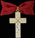 Крест для преподавателей Училища для девочек из малообеспеченных семей