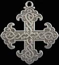 Знак общества восстановления христианства на Кавказе IV степени