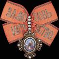 Знак Малого креста ордена Святой великомученицы Екатерины