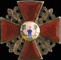 Фрачный знак ордена Святой Анны