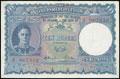 Цейлон. 10 рупий 1941 г.