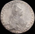 <b>Рубль 1768 г.</b>