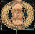 Знак отличия за 30 лет беспорочной службы на владимирской ленте (для гражданского чиновника)