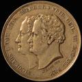 «В память русско-прусских маневров. 1835»