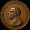 «В честь 60 лет службы инженера путей сообщений С.В. Кербедза. 1889»