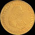 8 эскудо 1758 г.