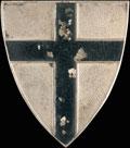 Немецкий орденский щит в память об охране восточных границ