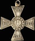 Знак ордена Virtuti Militari V степени