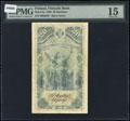 Финляндский банк. 20 марок золотом 1898 г.